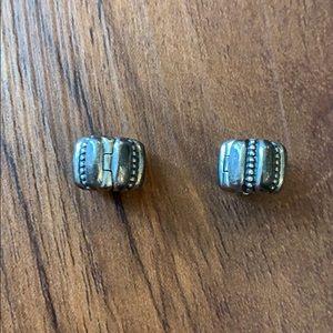 Pair of pandora clasps